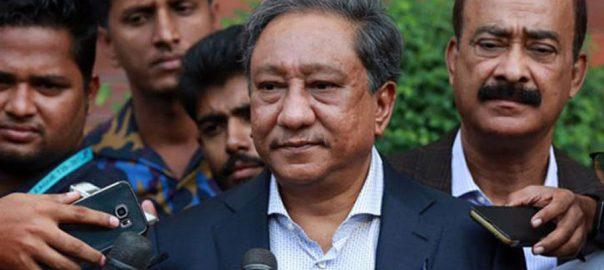 صدر بنگلہ دیشی کرکٹ بورڈ، دورہ پاکستان، حکومتی سکیورٹی کلیئرنس، پرامید، ڈھاکہ، 92 نیوز
