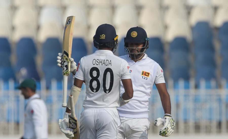راولپنڈی ٹیسٹ ، سری لنکا کا ٹاس جیت کر بیٹنگ کا فیصلہ