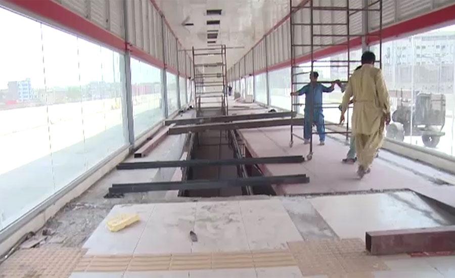 پشاور میں بی آر ٹی تحقیقات، پی ڈی اے کے چار سابق افسران طلب