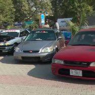 پشاور کار شو شائقین پشاور  92 نیوز