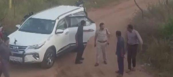 حیدرآباد ، پریانکا ریڈی ، قتل ، ملزمان ، پولیس ، مقابلے ، ہلاک