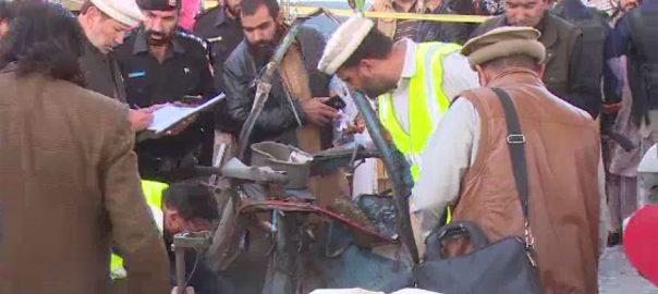 پشاور ہائی کورٹ ، دھماکے ، مرکزی ، ملزم ، گرفتار