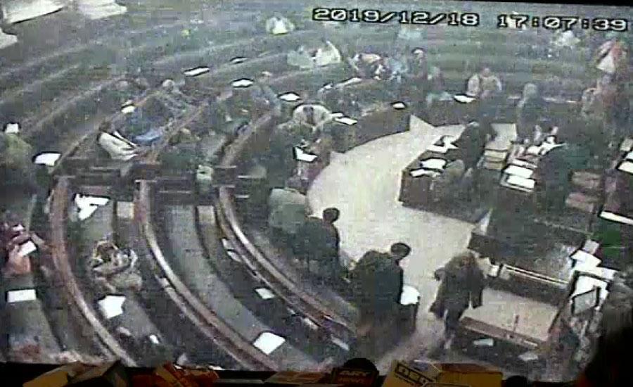 پنجاب اسمبلی کا اجلاس ، مسودات قانون پر ن لیگ بروقت ترامیم جمع کرانے میں ناکام