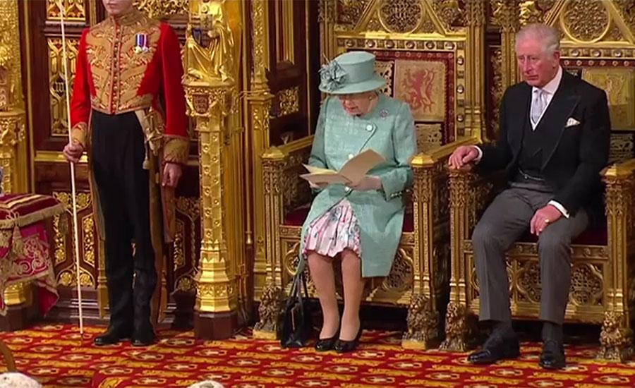 ملکہ برطانیہ کا امیگریشن شرائط میں نرمی کا عندیہ