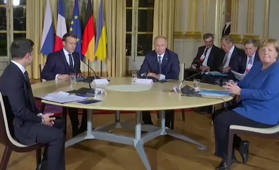 روس اور یوکرائن میں مکمل جنگ بندی پر اتفاق
