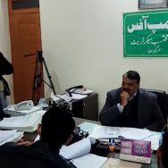 وفاقی محتسب فیصل آباد ریجن، نمائندہ، سرگودھا، کھلی کچہری، 92 نیوز