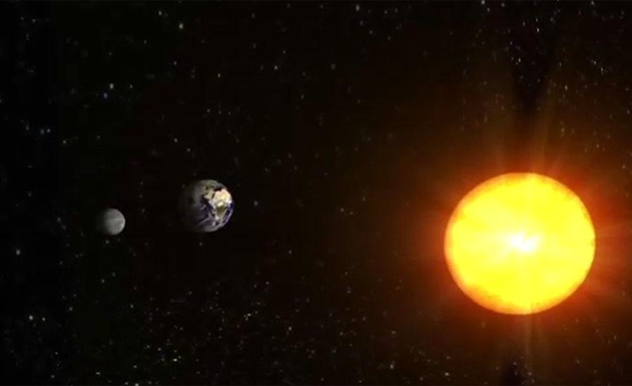 رواں سال کا آخری سورج گرہن آج ہو گا