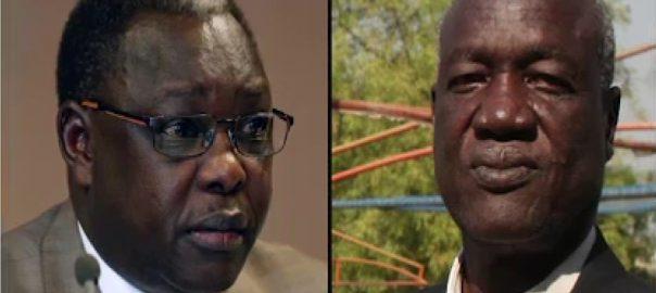 امریکا جنوبی سوڈان سینئر وزرا پابندیاں عائد نیو یارک  92 نیوز