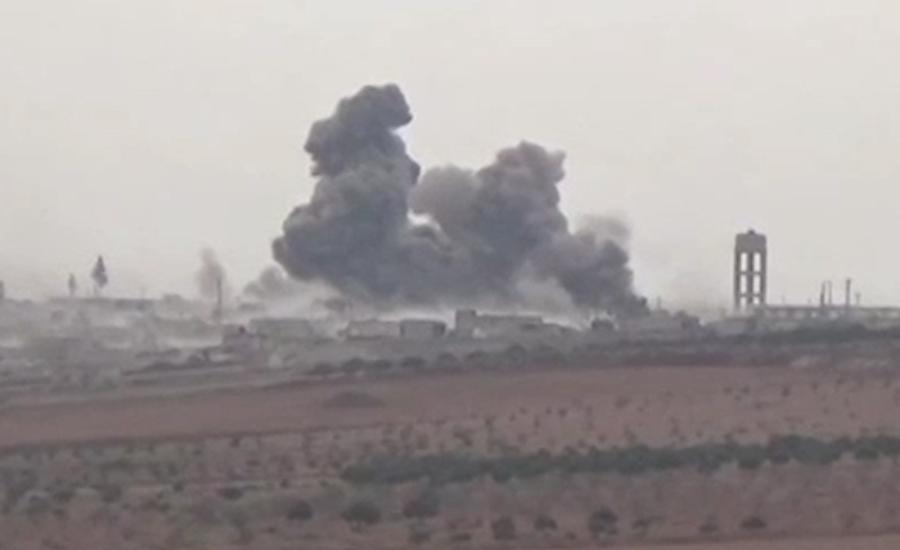 جرمنی اور یورپی یونین کا شام میں فوری جنگ بندی کا مطالبہ