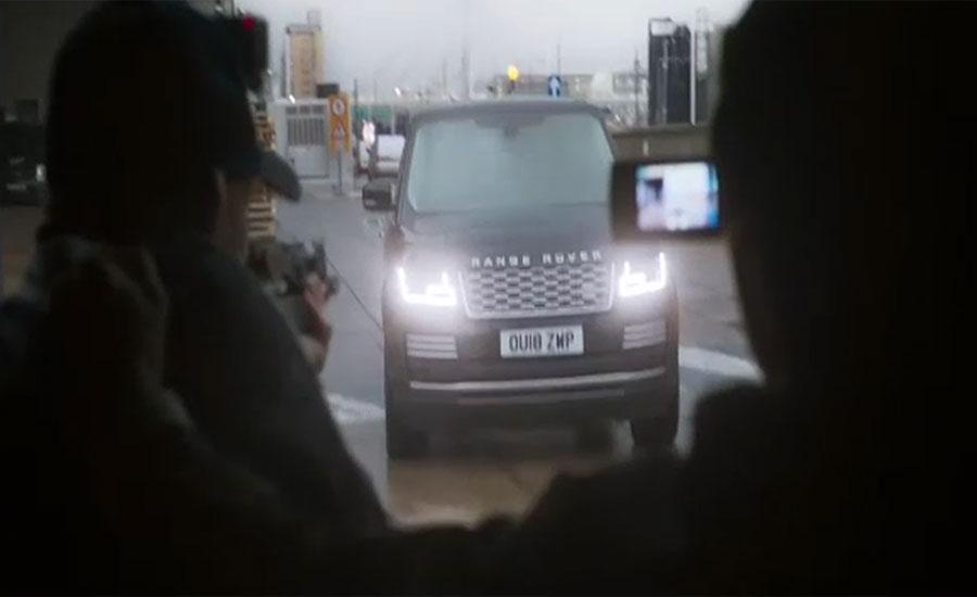 لندن میں برطانوی کرائم تھرلر فلم دی جینٹل مین کی اسپیشل اسکریننگ کا اہتمام