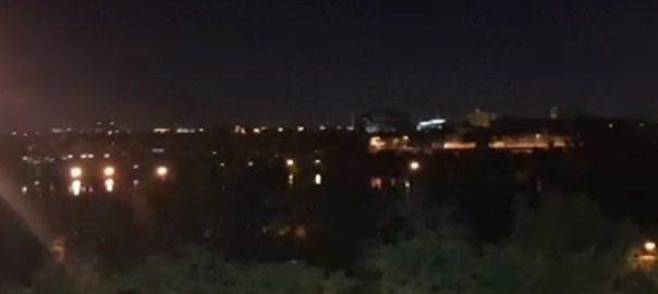 بغداد امریکی سفارتخانے راکٹوں سے حملہ جانی نقصان 92 نیوز عراقی دارالحکومت
