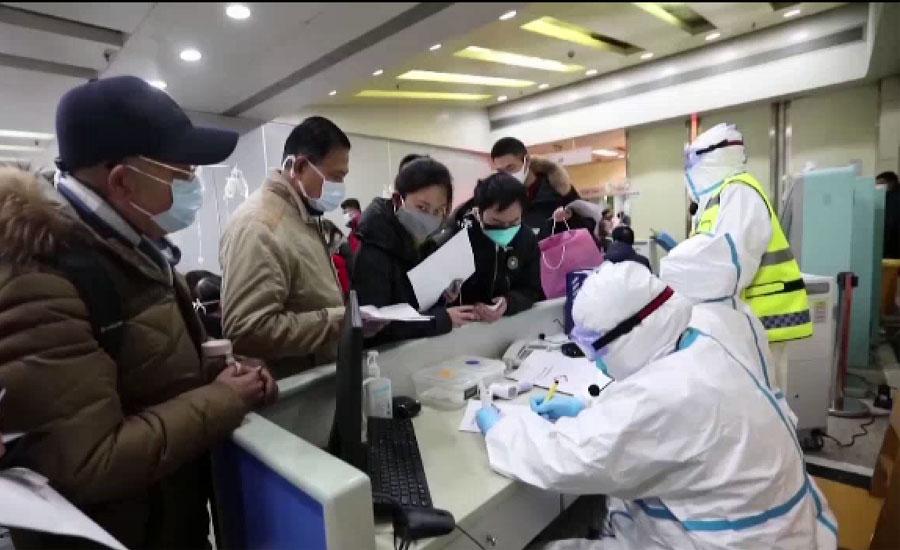 کورونا وائرس دنیا بھر میں 53 ہزار 457 سے زائد زندگیاں نگل گیا