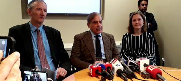 شہباز شریف ، برطانوی صحافی ، اخبار ، مقدمہ ، دائر