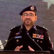 آسانی  تبادلہ  آئی جی سندھ کراچی  92 نیوز کلیم امام  یاد گار شہدا افتتاحی تقریب
