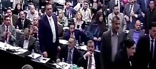 ایرانی جنرل ہلاکت عراق امریکی فوج دمشق  92 نیوز قاسم سلیمانی 
