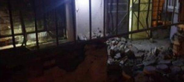 بغداد امریکی فوجی اڈے سفارتخانے 5افراد زخمی 92 نیوز