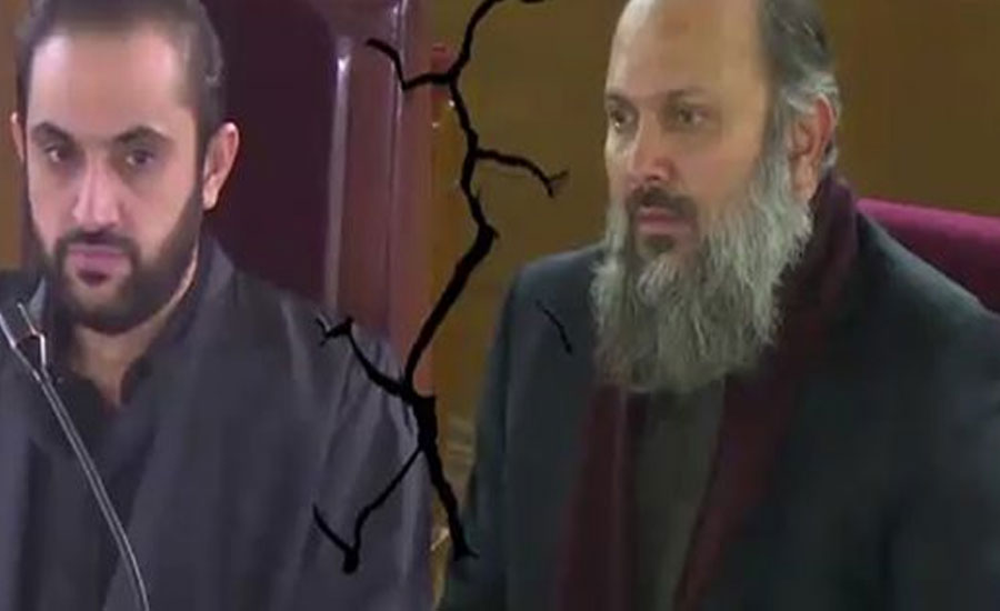 وزیر اعلیٰ بلوچستان نے اسپیکر عبدالقدوس بزنجو کو کھلے عام مناظرے کا چیلنج کر دیا