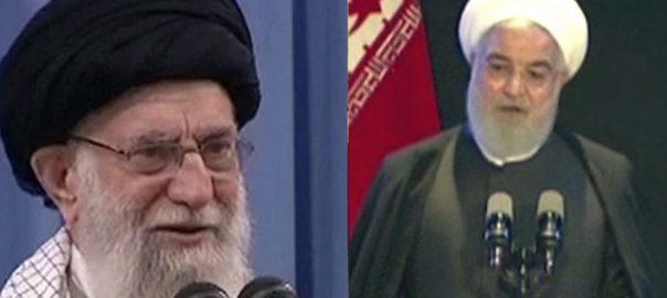 ایرانی جنرل قاسم سلیمانی، ہلاکت، خامنہ ای، حسن روحانی، بدلہ لینے کا اعلان، تہران، 92 نیوز