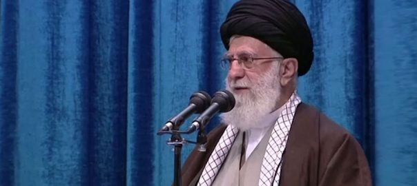 قاسم سلیمانی، قتل، امریکا، دہشتگردانہ اقدام، آیت اللہ خامنہ ای، خطبہ جمعہ، تہران، 92 نیوز