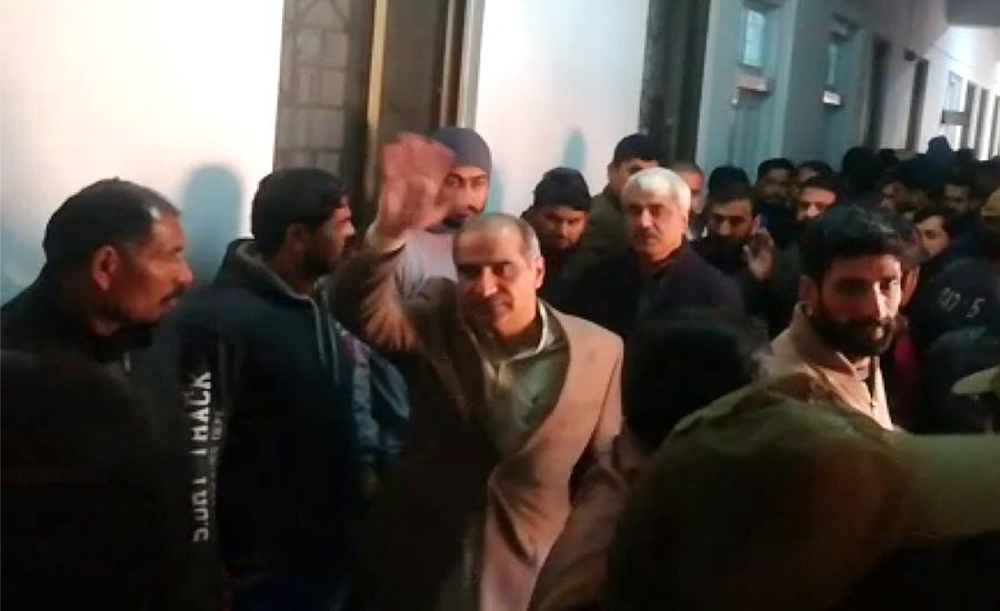 پیراگوناسکینڈل،خواجہ برادران کے جوڈیشل ریمانڈ میں 13 روز کی توسیع