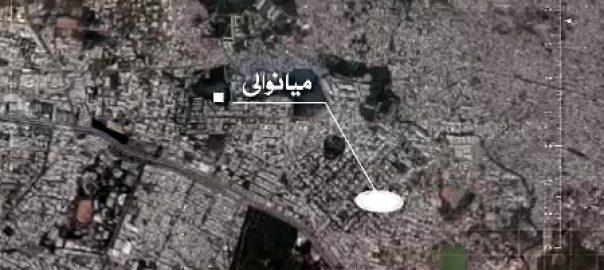 میانوالی  پاک فضائیہ  طیارہ  کراچی  92 نیوز