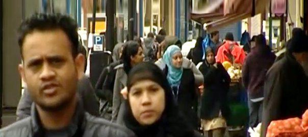 برطانیہ، مسلمانوں، تعداد میں اضافہ، عیسائیت میں کمی، لندن، 92 نیوز