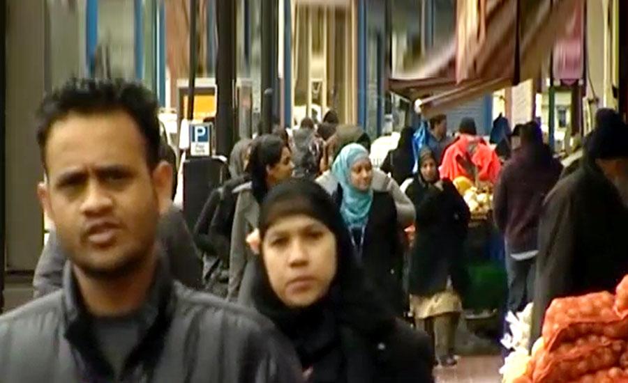 برطانیہ میں مسلمانوں کی تعداد میں اضافہ، عیسائیت میں کمی