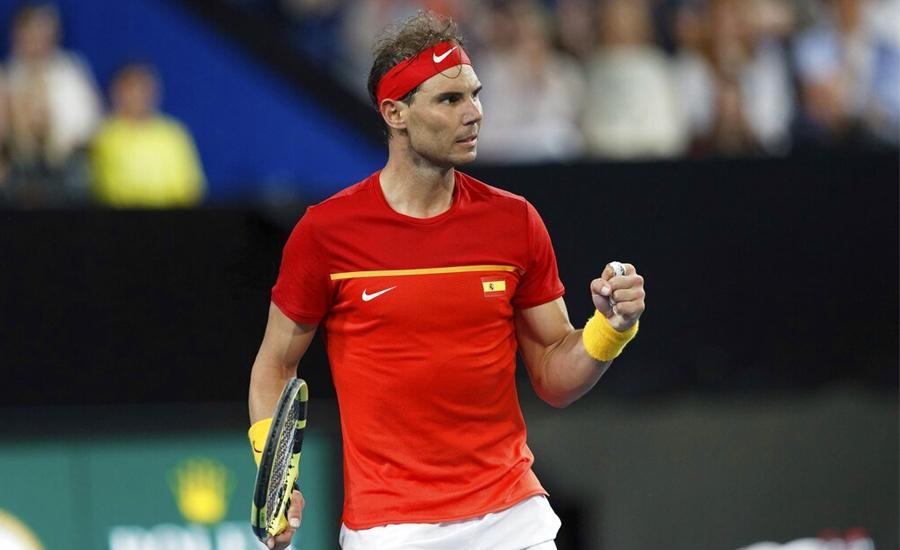 اے ٹی پی کپ ٹینس 2020 کے مقابلے آسٹریلیا میں جاری