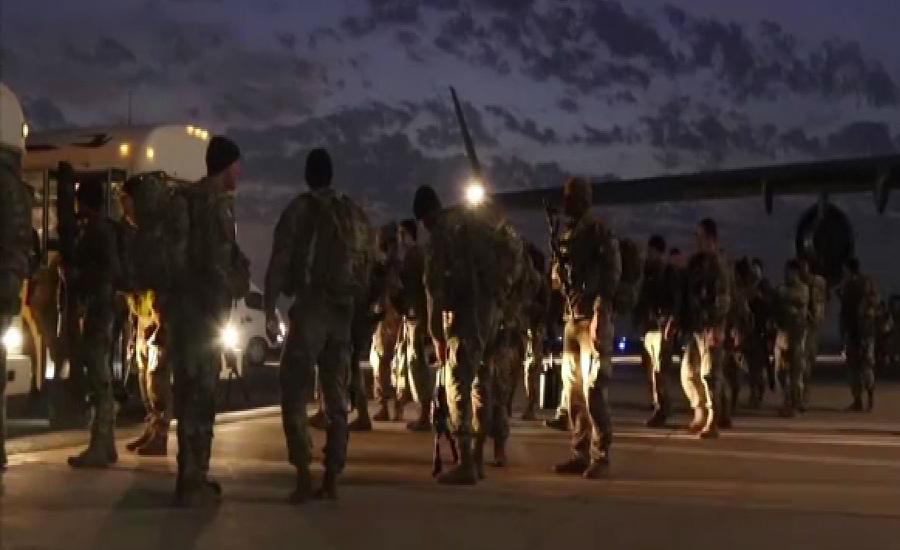 امریکی وزیر دفاع نے عراق سے امریکی اتحادی فوج کے انخلاء کی تردید کردی