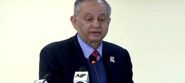 پاکستان مشیر تجارت اسلام آباد  92 نیوز مشیر تجارت  عبدالرزاق داؤد ای کامرس پالیسی  پاکستانی مصنوعات