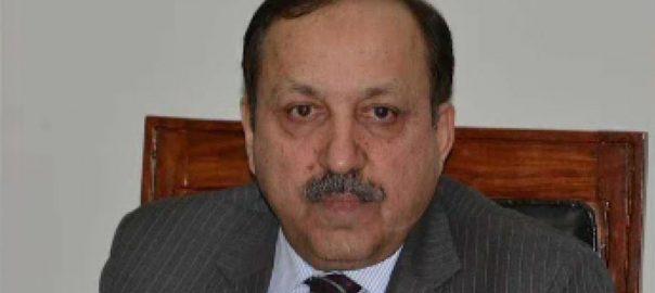 اکبر حسین درانی ، سیکرٹری اطلاعات و نشریات ، تعینات