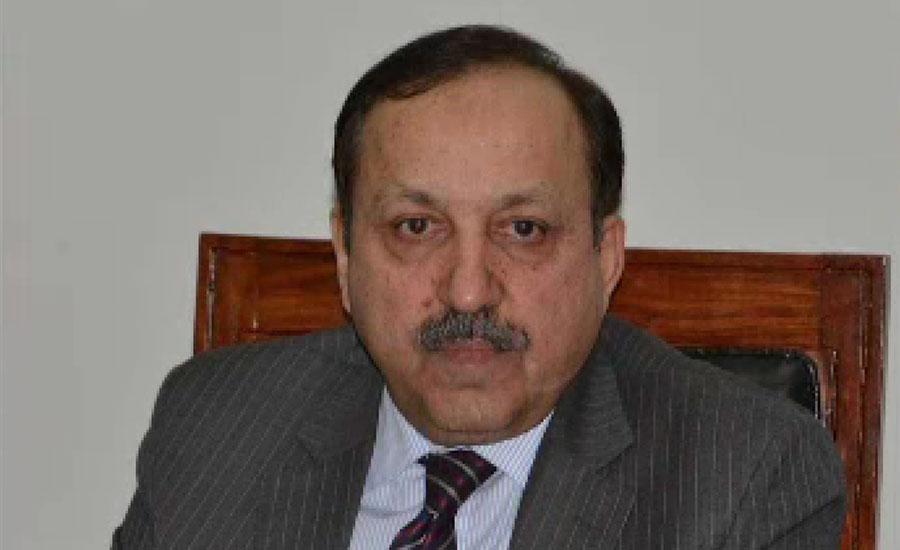 اکبر حسین درانی سیکرٹری اطلاعات و نشریات تعینات
