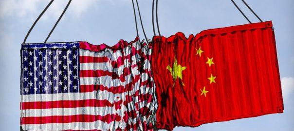 امریکا  چین  تجارتی تناؤ  واشنگٹن  92 نیوز