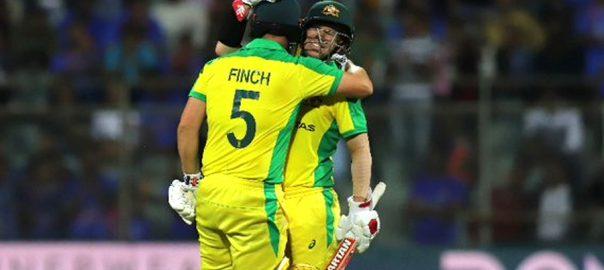 آسٹریلیا  بھارت  عبرتناک شکست ممبئی  92 نیوز