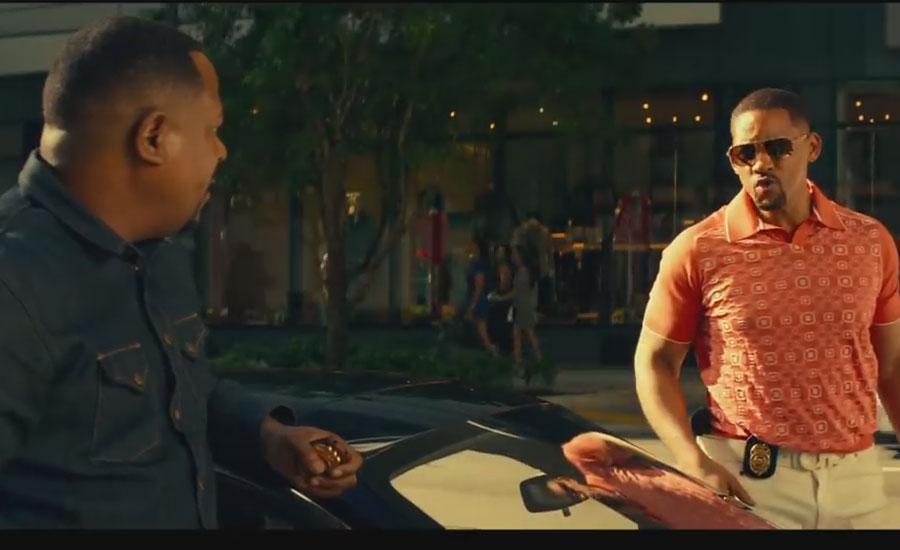 ول اسمتھ کی کامیڈی فلم ''بیڈ بوائز فار لائف'' کی کمائی 120 ملین ڈالر سے تجاوز کر گئی