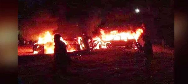 بغداد،امریکا، ایک اورفضائی حملہ، حشد الشعبی، 6 اہم جنگجو ہلاک، 92 نیوز