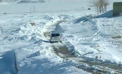 بلوچستان ، حالیہ برفباری ، بارشوں ، تباہی ، بحالی ، جاری