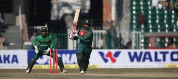 بنگلہ دیش ، پاکستان ، جیت ، 142 رنز ، ہدف