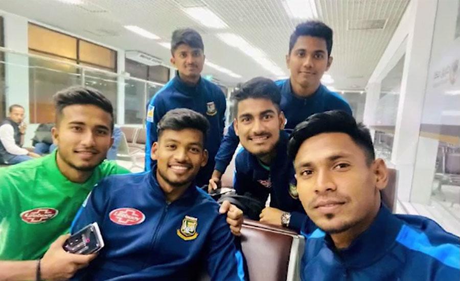 بنگلہ دیشی ٹیم آج قذافی اسٹیڈیم میں پریکٹس کرے گی