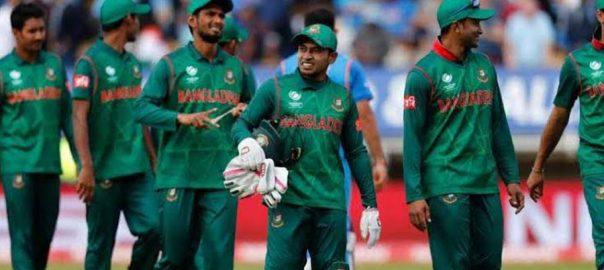 پاکستان، ٹی ٹوئنٹی سیریز، بنگلہ دیشی ٹیم، اعلان، ڈھاکہ، 92 نیوز
