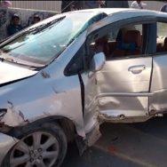 کے ایم سی خاکروب تیز رفتار گاڑی کراچی  92 نیوز باغ کورنگی 