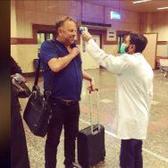 کرونا وائرس، پیش نظر، علامہ اقبال انٹرنیشنل ایئرپورٹ، ویکسی نیشن کاؤنٹر، لاہور، 92 نیوز