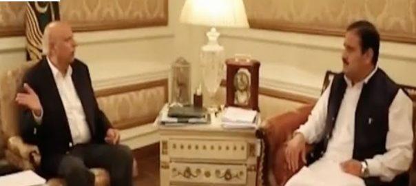 گورنرپنجاب گورنرپنجاب اتحادی جماعتیں   ترجمان پنجاب حکومت لاہور  92 نیوز مسرت جمشید چیمہ 