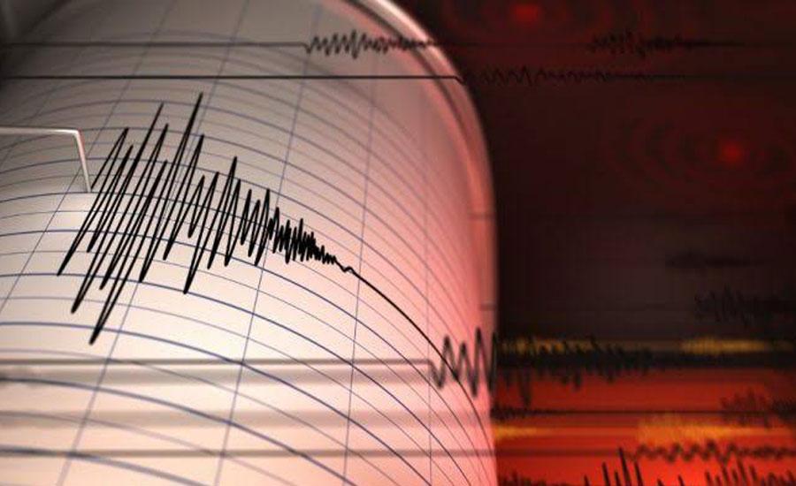 کراچی میں زلزلے کے جھٹکے محسوس کیے گئے