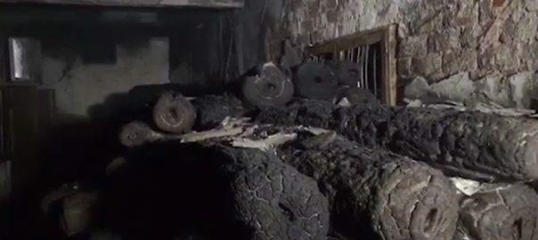 موچی گیٹ چمڑے کے گودام آتشزدگی 4افراد جاں بحق لاہور  92 نیوز