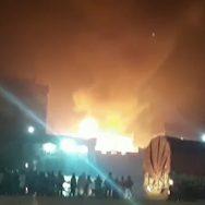 امامیہ کالونی  فیکٹری  خوفناک آتشزدگی 8افراد جاں بحق لاہور  92 نیوز ویب ڈیسک