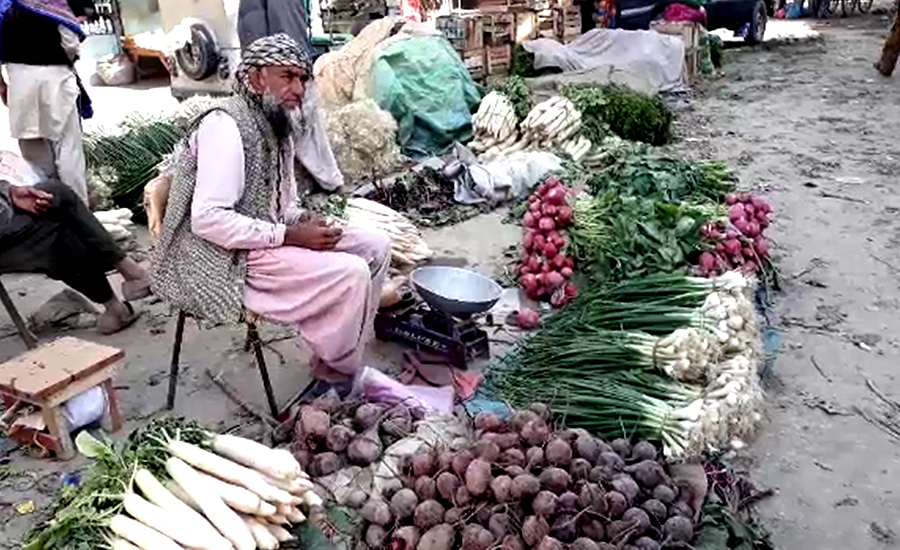 حیدر آباد کی سبزی و فروٹ منڈی شہر سے باہر منتقلی شروع 
