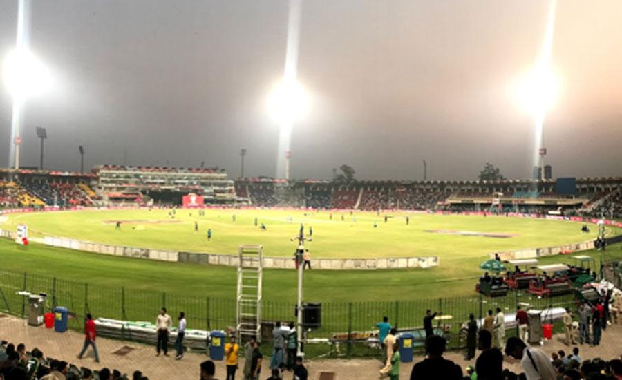 بنگلہ دیش کرکٹ ٹیم آج رات ڈھاکہ سے خصوصی پرواز کے ذریعے لاہور پہنچے گی