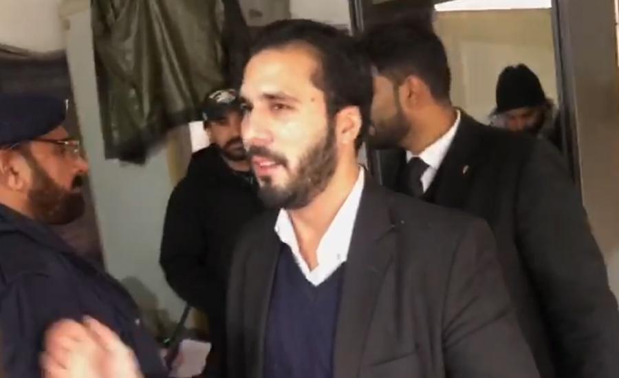 حسان نیازی کی عبوری ضمانت میں 15 جنوری تک توسیع