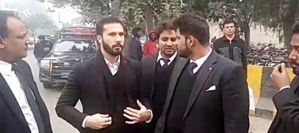 حسان نیازی لاہور  92 نیوز پنجاب انسٹیٹیوٹ آف کارڈیالوجی  انسداد دہشتگردی